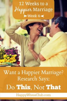 People who have great expectations feel better overall, even if the outcome isn't always what they planned, and they have happier marriages, too!