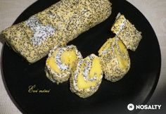Citromos mákrolád Diabetic Recipes, Diet Recipes, Low Sugar, French Toast, Paleo, Food And Drink, Sweets, Snacks, Cookies