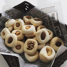 """簡単すぎてどうしよう…!そのまま焼くだけで作れる""""マシュマロクッキー""""が凄い   by.S"""