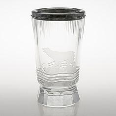 Glass Design, Design Art, Malli, Bukowski, Modern Contemporary, Shot Glass, Retro Vintage, Tableware, Dinnerware
