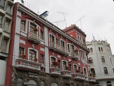 The Old Quarter in Quito, Ecuador. #VolunteeInEcuador