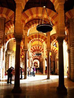 La Mezquita, Córdoba, España