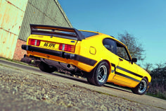 #cosworth #ford #capri as featured in the May 2014 issue of Classic Ford magazine.