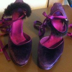 Tom Ford. Gucci Mink Shoe