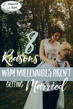 The only way to reverse the trend of unmarried millennials is by making loyalty, commitments, and the uniqueness of marriage shine in all its attractiveness.