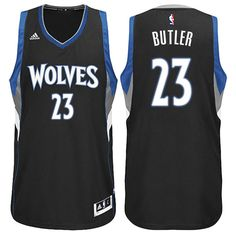 dd224032a80 Find Minnesota Timberwolves Karl-Anthony Towns New Swingman Alternate Black  Jersey Online online or in Footseek. Shop Top Brands and the latest styles  ...