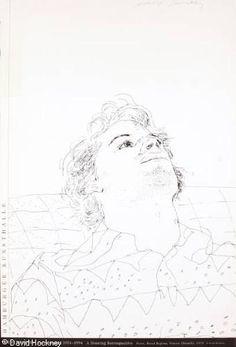 HOCKNEY David - 1) David Hockney Complete Prints; 2) David Hockney Private Views; 3) David Hockney: Hamburger Kunsthalle