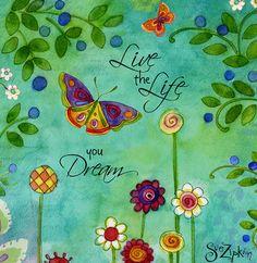 Whimsy............... Sue Zipkin