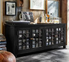 Ellyson tv console home living room, living room furniture, home furniture, My Living Room, Home And Living, Living Room Furniture, Home Furniture, Antique Furniture, Media Furniture, Deco Furniture, Furniture Plans, Painted Furniture