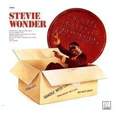 Stevie Wonder - Signed, Sealed & Delivered