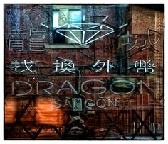 REFLECTIONS of SAIGON. Chinatown Montreal. Montreal, Neon Signs, City, Movie Posters, Movies, Film Poster, Films, Movie, Film
