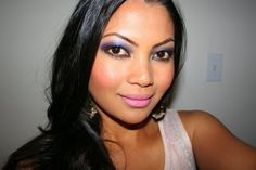 Everyday Makeup Blog: Face4Less: Haifa Wehbe Inspired Makeup Look