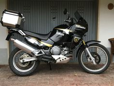 xtz 750 Super Tenere, Scrambler Custom, Street Fighter, Cars And Motorcycles, Rally, Magazines, Honda, Twins, Africa