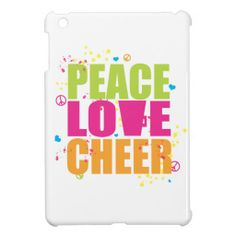 >>>Cheap Price Guarantee          Peace, Love, Cheer iPad Mini Case           Peace, Love, Cheer iPad Mini Case In our offer link above you will seeReview          Peace, Love, Cheer iPad Mini Case Review on the This website by click the button below...Cleck Hot Deals >>> http://www.zazzle.com/peace_love_cheer_ipad_mini_case-256698428042425628?rf=238627982471231924&zbar=1&tc=terrest