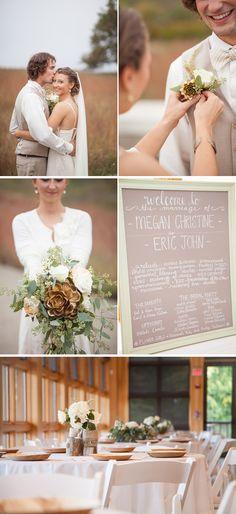 rustic wedding diy | Posted by czentgraf . Filed under Real Weddings