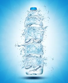Water Effect on Behance