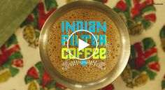 WATCH NOW: Though India might be known more for its tea, in the South they make one darn good cup of coffee in a pretty unique percolator.