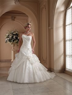 David Tutera for Mon Cheri Bridal - 211269-Amor
