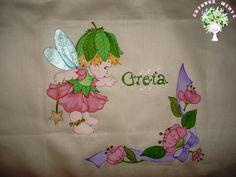 quadretto nascita Greta
