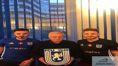 Doi jucatori au semnat cu FC U Craiova pentru o perioada de 2 ani jumate! Robert Vaduva – atacant in varsta de 25 ani si Sorin Mogosanu – portar in varsta de 25 ani. Robert Vaduva s-a nascut la Craiova şi a fost format la Şcoala de fotbal Gică Popescu. A mai jucat în Liga ...