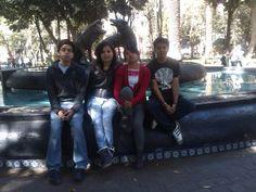 Omar,Judith,Jeaneth y yo