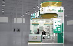 Aqua gas Pipes exhibition stand on Behance Plastic Industry, Gas Pipe, Exhibition Booth Design, Construction Materials, Pipes, Photo Booth, Backdrops, Aqua, Behance