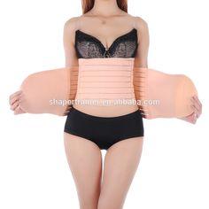acaa0b55b298f UZZO Womens Breathable Ventilation Elastic Postpartum Postnatal Recoery  Support Girdle Belt Post Pregnancy Belly Waist Slimming Shaper Wrapper Band  Abdomen ...