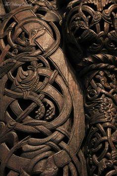 The Viking Queen : Photo Art Viking, Viking Decor, Viking Ship, Art Scandinave, Loki, Viking Aesthetic, Viking Queen, Medieval, Asatru
