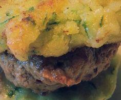 L'hamburger di Marta e' una ricetta che ho creato per una ragazza celiaca (Marta) che Soussan ha conosciuto qualche tempo fa.