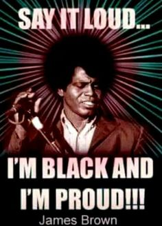 Your designation of me is African American but,