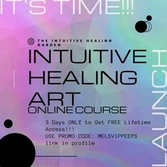 It's finally here!!! For 3 days only, get lifetime access to my Intuitive Healing Art Course offered by @udemy @udemycoupons_me #sundaymood #launchday #artistatwork #onlinecourses #freestuff #healingart Do You Feel, How Are You Feeling, Intuitive Healing, Art Education Resources, Basic Painting, Learn Something New Everyday, Course Offering, Art Courses, Feelings And Emotions