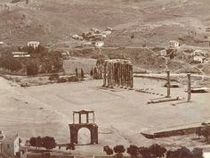 Athens, end of 19th century ...#Athens #Greece #solebike #ebike #sightseeing