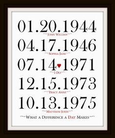 FREE What a Difference a Day makes printable template. So easy to use and SUPER cute & FREE