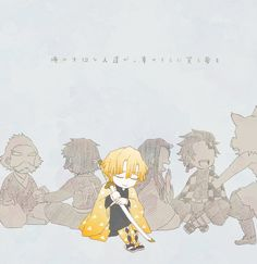 Twitter Anime Demon, Manga Anime, Anime Art, Slayer Meme, Demon Slayer, Otaku, Demon Hunter, Japan Art, Boy Art