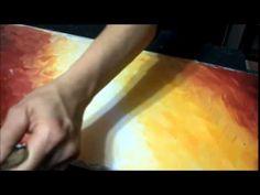 Alejandra Vernaz (arre canejo)-pintura en acrilico