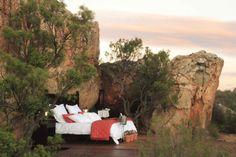 Sudafrica. Ecco l'hotel stile Flintstones
