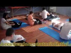 Thai Massage Class / Lezione di Massaggio Thai presso l'Accademia Operatori Olistici