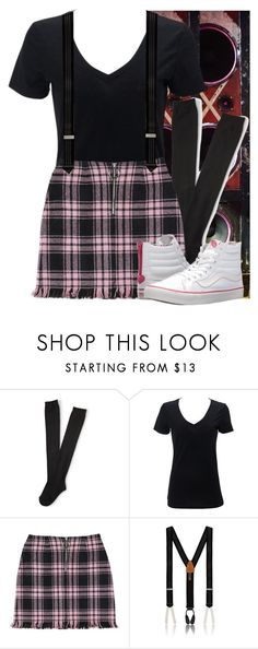 """""""Boombayah"""" by my-style-xo ❤ liked on Polyvore featuring Aéropostale, Simplex Apparel, Trafalgar, Vans, kpop, BlackPink, kpopinspired and boombayah"""
