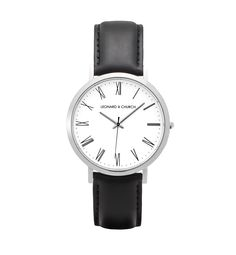001bf15f22c Graceful and refined unisex timepiece encased in surgical grade stainless  steel and fitted with sapphire crystal