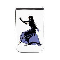 Dancing Dark Lady Nook Sleeve