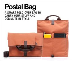 Eco-Friendly Bags in NEW COLOR: Padded and protective gear for laptops, iPads and more.