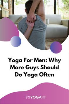 Oftentimes, there is a misconception that yoga is just for women or girls. This is not the case! Yoga for men is definitely a thing. In this guide, We will focus on yoga for men and how this can positively affect your lifestyle! #yoga #yogaformen #yogaformenbeginners #yogabenefits Yoga Poses For Men, Yoga For Men, Fitness Exercises, Fitness Tips, Yoga Benefits, Health Benefits, Types Of Yoga, Weight Training, How To Do Yoga