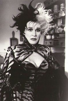 Glenn Close~ Cruella Deville, 101 Dalmatians