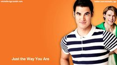 Just the Way You Are (Glee Cast Version) [HQ Full Studio]