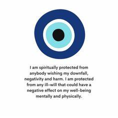 Spiritual Manifestation, Spiritual Awakening, Spiritual Quotes, Manifestation Journal, Healing Quotes, Evil Eye Quotes, Positive Vibes, Positive Quotes, Positive Affirmations
