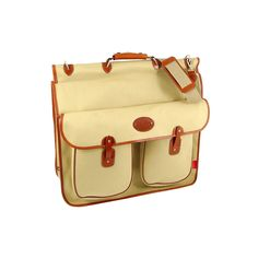 The Garment Suit Carrier in khaki, a folding travel bag for use when you want to carry suits, clothes, papers and a laptop. Made in England by Chapman Bags Mens Luggage, Luggage Bags, Suit Carrier, Men's Backpacks, Canvas Bags, Work Bags, Messenger Bag Men, Men's Bags, Travel Bag