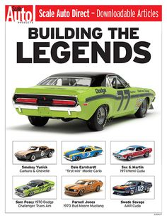 50 Tips To Build Better Model Cars Scale Auto Magazine Scale