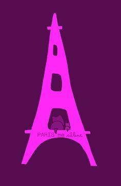Paris me câline, by marcella & pépée