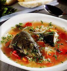 bors de peste delta Romanian Food, Ramen, Seafood, Danube Delta, Pork, Cooking, Ethnic Recipes, Pork Roulade, Cucina