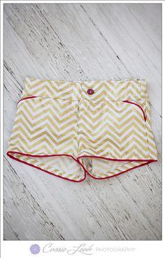 Garnet and Gold Shorts - FSU